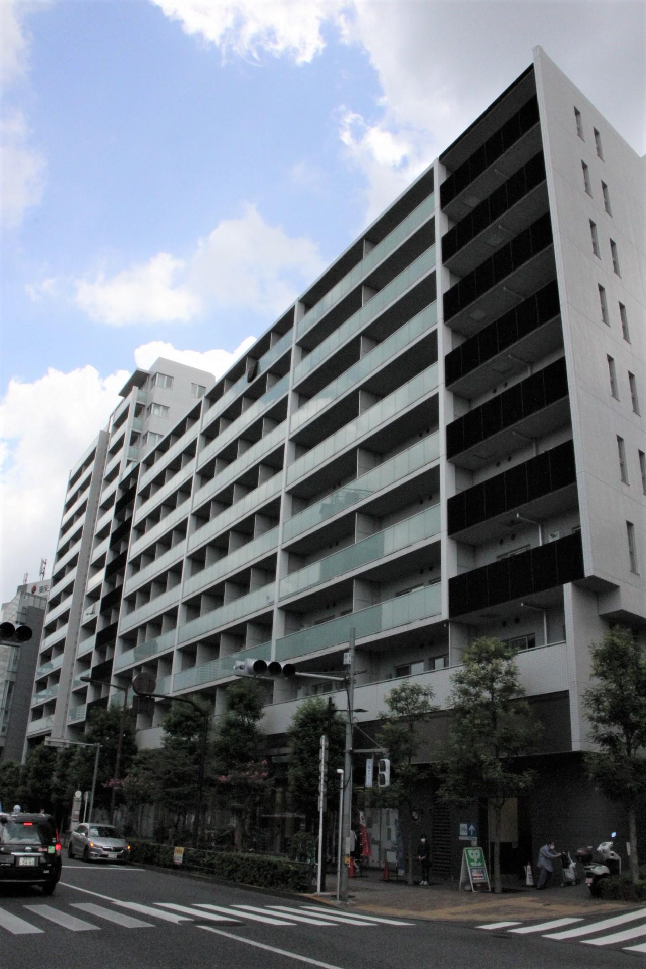 渋谷 レジデンス パークハビオ 本町